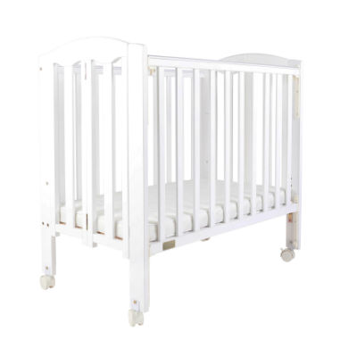BS383_Easi Foldable Cot_ white